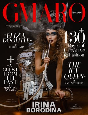 GMARO Magazine November 2019 Issue #02