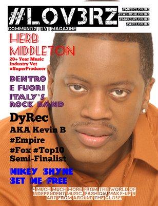 #LOV3RZ Magazine January 2016