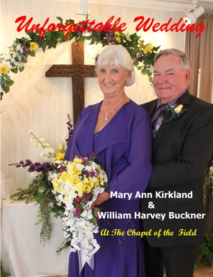 Kirkland & Buckner Wedding At  The Chapel