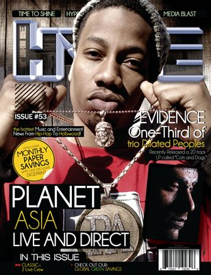 The Hype Magazine - Issue #53