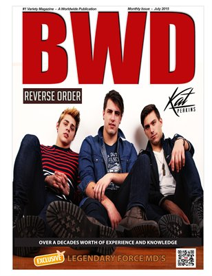 BWD Magazine - July 2015