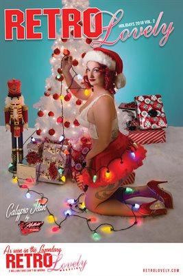 Calypso Jean Cover Poster