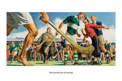 The Gentle Art of Hurling
