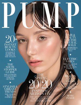 PUMP Magazine | Hair & Makeup Artist Edition | Vol.7 | April 2020