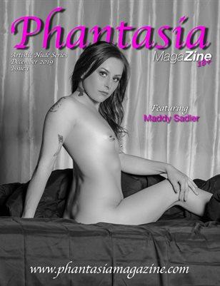 Phantasia magaZine, Artistic Nude Series