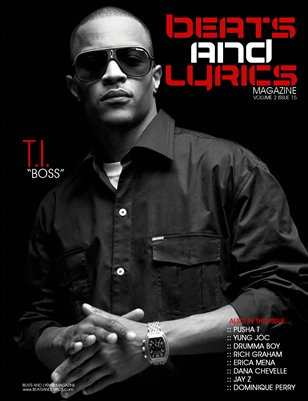 Beats And Lyrics Magazine Issue 15