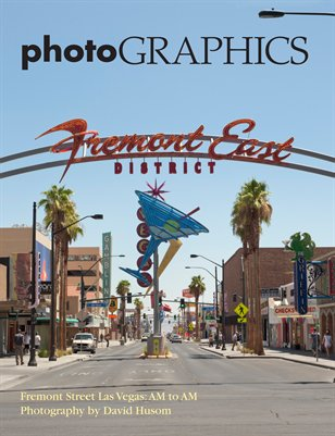 photoGRAPHICS issue 1, Fremont Street Las Vegas