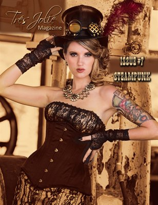 Issue 7- Steampunk