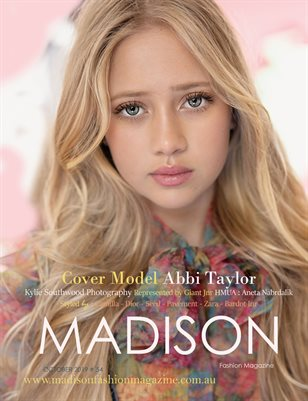 Madison Fashion Magazine - October # 54