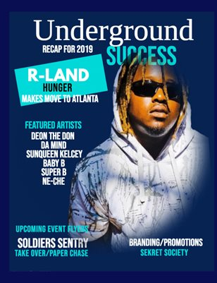 UNDERGROUND SUCCESS ISSUE 12