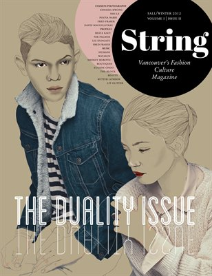 String Magazine | FW12 | Duality Issue | vol 1 issue 2