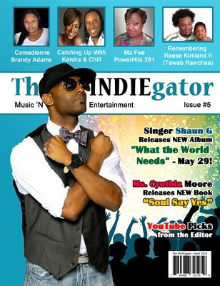 The INDIEgator (April 2014)