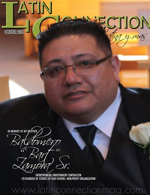 Latin Connection Magazine Ed 92