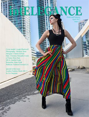 intElegance magazine - issue 17 prints and patterns