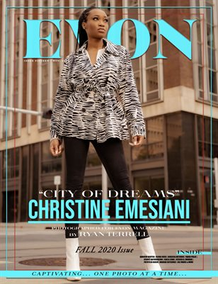 NOVEMBER FALL Fashion (Issue Fifteen|2020)
