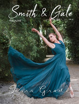 Smith and Gale Magazine Volume 31 Featuring Laura Grover