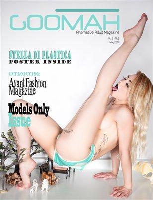 Goomah Magazine - May 2014 - Cover 1