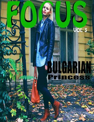 FOCUS IIDM FASHION MAGAZINE VOL 3