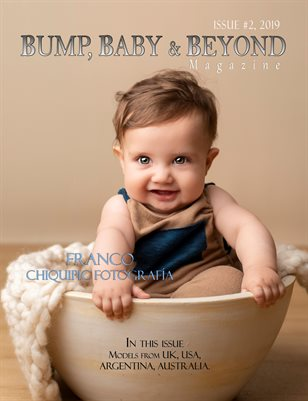 Bump, Baby & Beyond Magazine, Issue 2