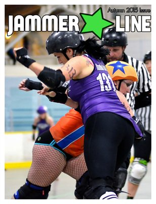 Jammer Line Fall 2015 Issue