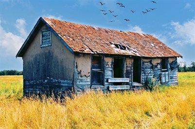Abandoned House ~ Rural Alberta, Canada 🇨🇦