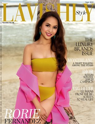 LAVISHLY Magazine Sept/2019 - Issue 3