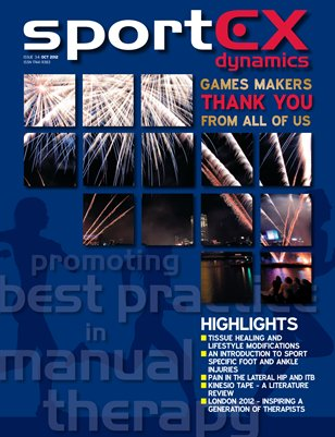 sportEX dynamics: October 2012 (Issue 34)