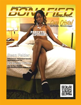 Bonafied Magazine Coco Cristal June 2014 Issue