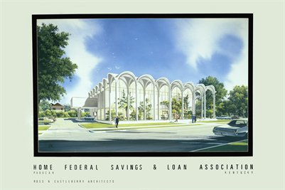 Home Federal Savings & Loan Association, Paducah, Kentucky