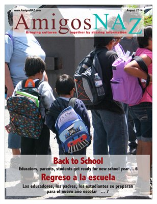 AmigosNAZ August 2014