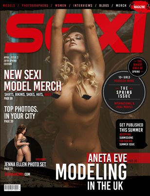 Sexi Magazine Spring Issue | 2019
