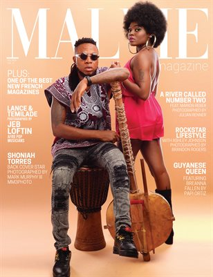 MALVIE Noir Special Edition Vol. 15 Oct 2020