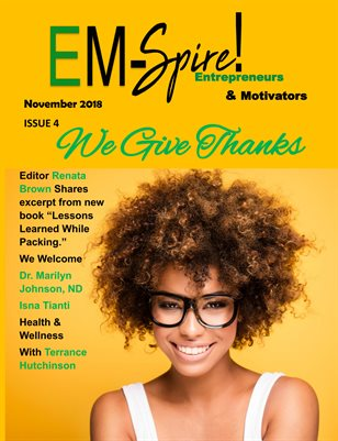 EM-Spire! Magazine November Issue