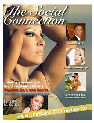 The Social Connection Magazine Nov. 2012