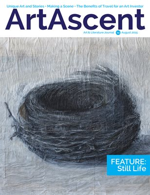ArtAscent V14 Still Life August 2015