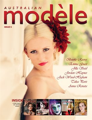 Australian Modele - Issue 6