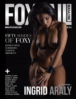 FOXTAIL Magazine #14 | Ingrid Araly Cover
