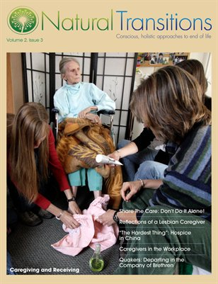 NTM Vol 2 No.3 Caregiving and Receiving