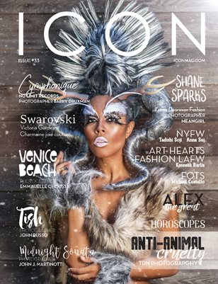 ICON MAG ISSUE 33