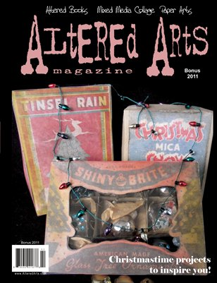Altered Arts magazine issue 8:5