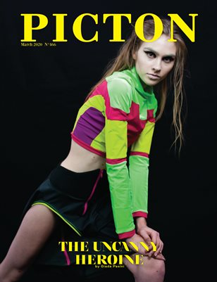Picton Magazine MARCH  2020 N466 Cover 3