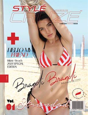JUNE 2021 Issue (Vol: 01) | STYLÉCRUZE - Swim Wear