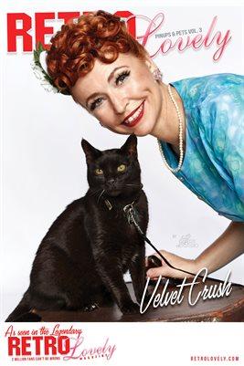 Velvet Crush Cover Poster