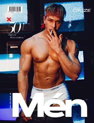 April 2020 Issue (Vol: 03) | MEN CRUZE Magazine