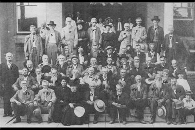 GIBSON COUNTY, TENNESSEE CIVIL WAR VETERANS