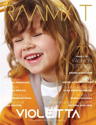 RAAMAT Magazine April 2021 Kids Edition Issue 2