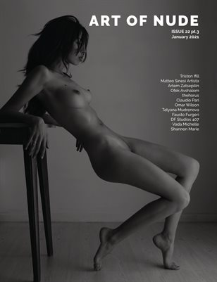 Art Of Nude - Issue 22 pt.3