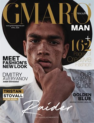 GMARO Magazine April 2020 Issue #31
