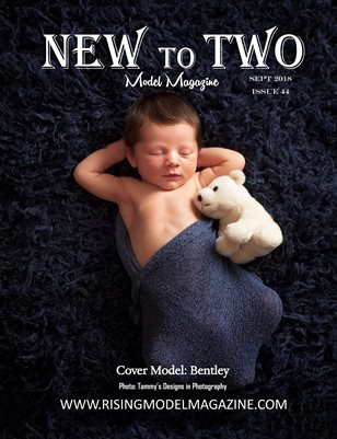 New To Two Model Magazine Issue #44