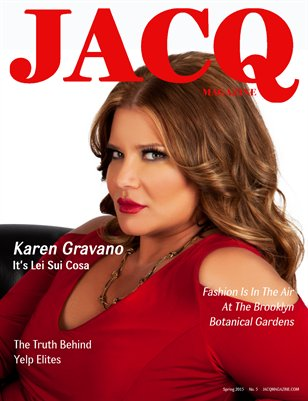 JACQ Magazine Spring 2015 Issue #5
